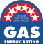 Gas energy rating